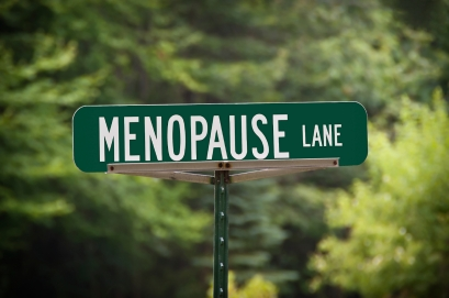 Menopause Lane Sign 72