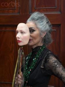 Wisde woman Mask