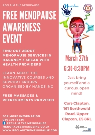 Copy of Menopause Awareness Event March 2019