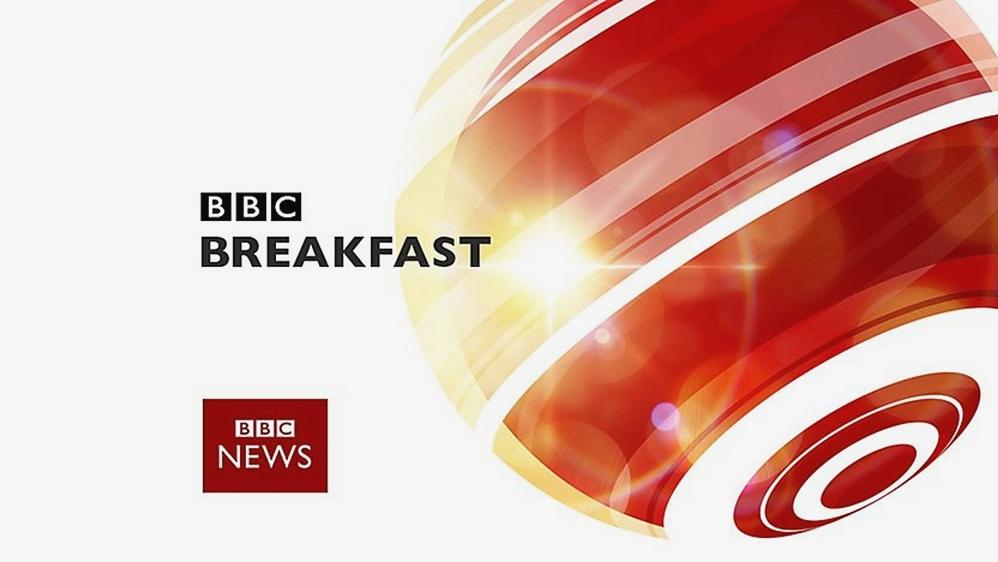 BBC Breakfast TV